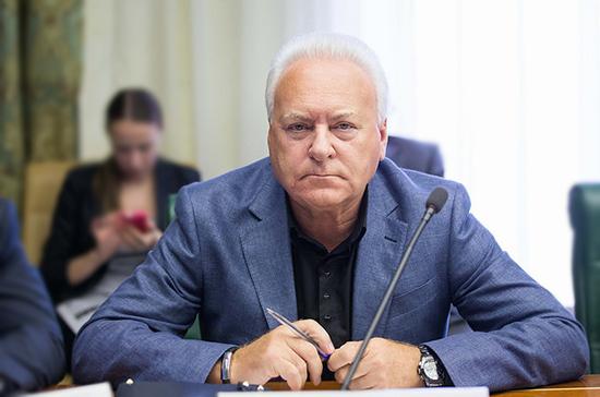 Сенатор Лисицын предложил игнорировать внесённую в ООН украинскую резолюцию по Крыму
