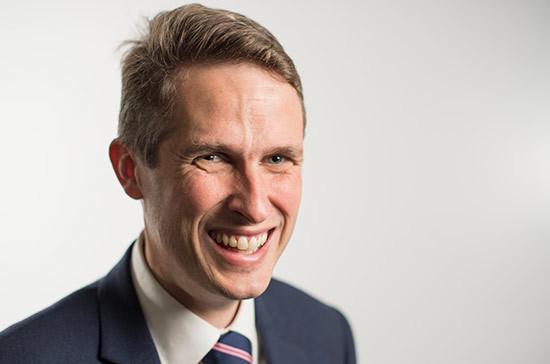 Гэвин Уильямсон назначен надолжность министра обороны— «Главный кнут» Англии