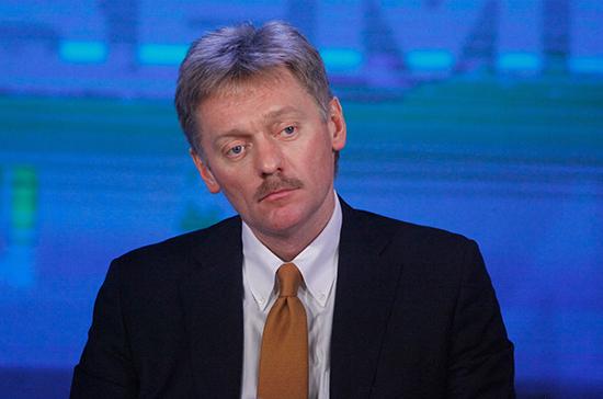 В Кремле прокомментировали создание Овечкиным «команды Путина»