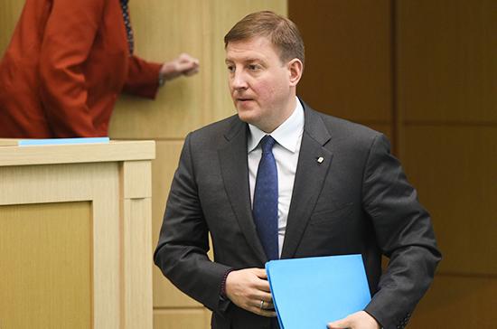 Андрей Турчак избран в Совет Федерации от парламента Псковской области