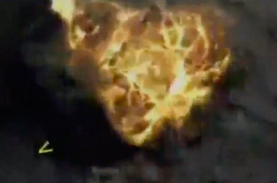 РФ нанесла массированный ракетный удар потеррористамИГ