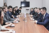 Депутат Романов рассказал о задачах молодёжи в современной политике