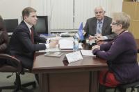 Депутат Романов призвал ускорить строительство ледового комплекса в Колпино