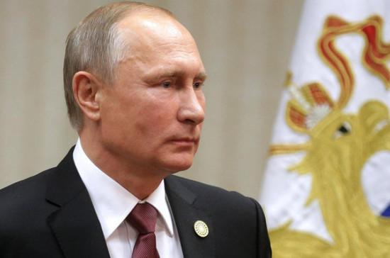 Путин сказал, что установлено вгенетическом коде граждан России