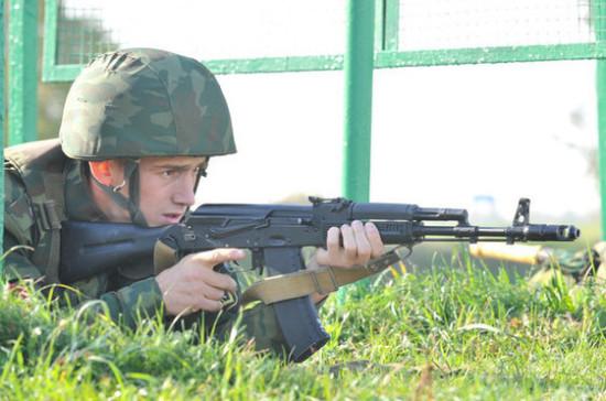 Россиянам допризывного возраста помогут выбрать военную специальность