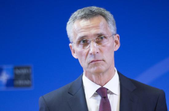 Столтенберг рассказал о деятельности НАТО в Черногории
