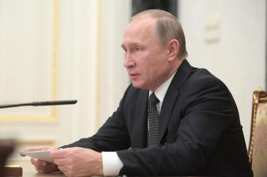 Что распорядился сделать Путин для усиления контроля над долевым строительством
