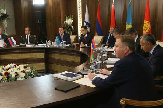 Совет Федерации ратифицировал договор оТаможенном кодексе ЕАЭС