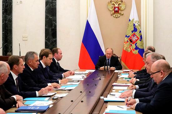Путин распорядился отказаться отдолевого возведения