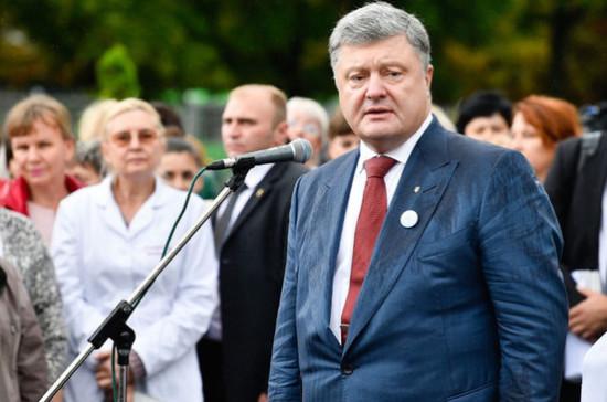 Электронной подписи иэлектронной печати быть: Порошенко подписал закон