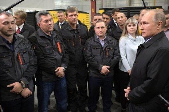 Путин рассказал о новых мерах поддержки семей с детьми