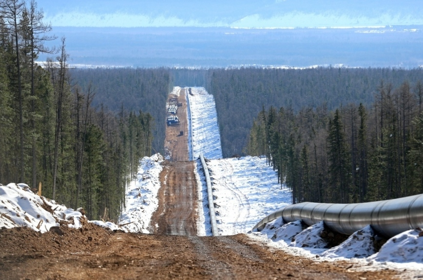 США и Китай нашли альтернативу газопроводу Сила Сибири