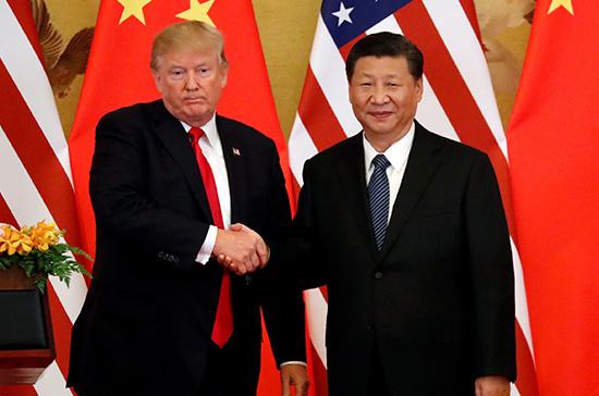 Лидеры КНР и США подписали торговые соглашения на 253,4 миллиарда долларов