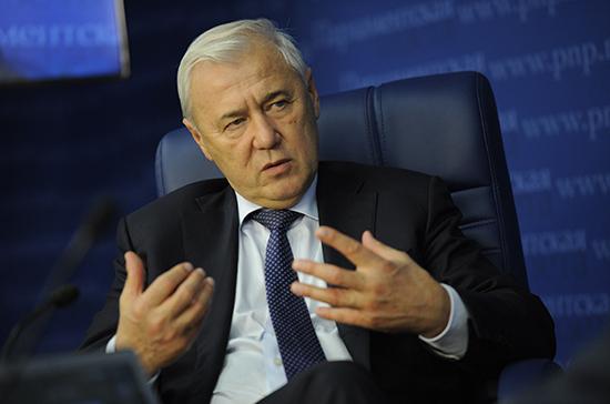 В России снизилась чувствительность к санкциям, заявил Аксаков