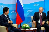 Путин и Абэ обсудят на встрече двусторонние отношения и КНДР