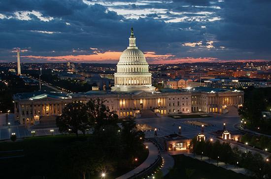 Съезд США согласовал выделение денежных средств насоздание ракеты средней  ...