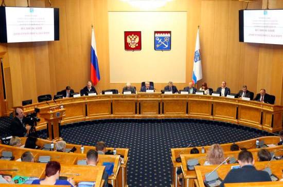 Законопроект о бюджете Ленобласти принят в первом чтении