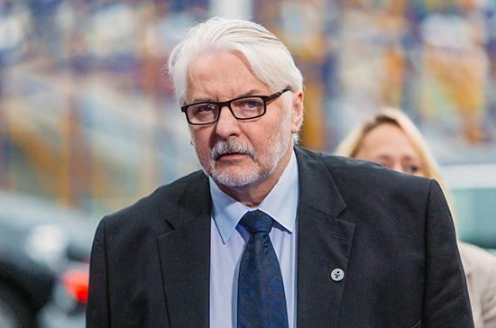 Украину ждут проблемы в отношениях с Европой, заявил глава МИД Польши