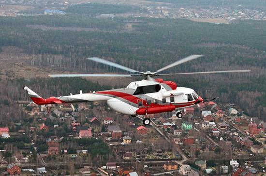 РФ  заключила 1-ый  договор  напоставку вертолетов Ми-171А2 вИндию