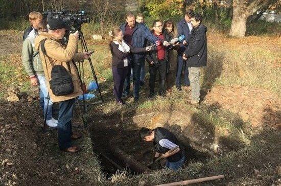 Крымские археологи обнаружили в Симферополе средневековый султанский дворец