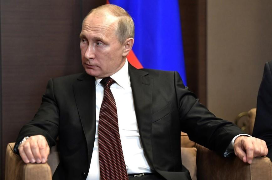 Путин заявил о необходимости наращивать усилия по стабилизации ситуации в Сирии