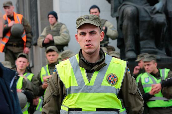 В Киеве полицейские предотвратили теракт