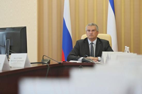 Аксёнов оценил идею отменить указ Хрущёва о Крыме