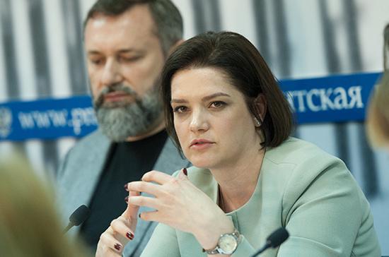 Костенко: законопроект об охране прав дизайнеров внесут в Госдуму до конца ноября