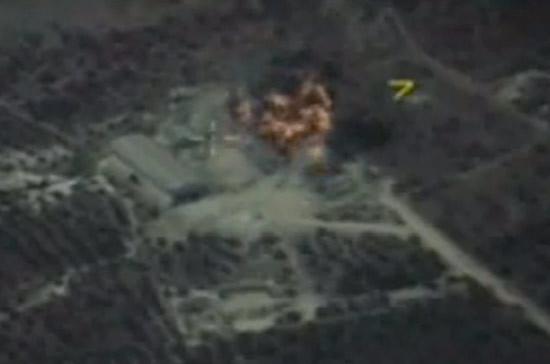 Русская авиация нанесла удар потеррористам уАль-Букемаля