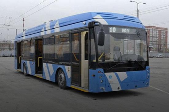 В Екатеринбурге начали тестировать первый электробус