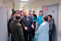 Депутаты Госдумы от ЛДПР поздравят с Днём матери сотрудниц госпиталя имени Бурденко