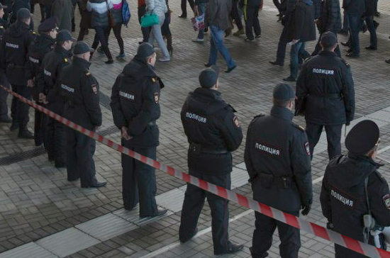 Телефонные террористы добрались до приёмной Госдумы