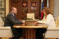 Епифанова поддержала создание механизма корректировки управленческих решений на местном уровне