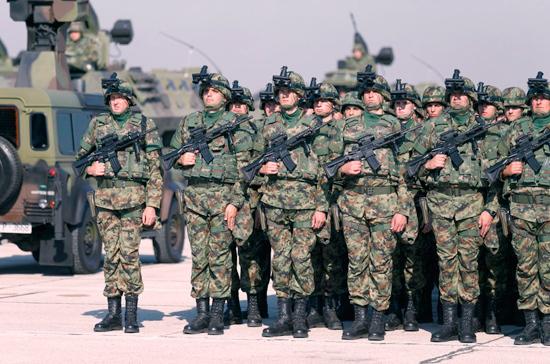 Путин снизил штатную численность Вооружённых сил Российской Федерации