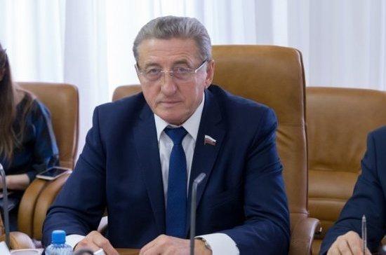 Лукин отметил успехи Воронежской области в реализации проектов развития социальной инфраструктуры