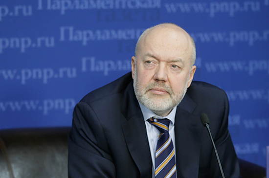 Крашенинников дал оценку российской Конституции