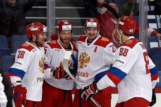 ФХР угрожает штраф, ежели КХЛ неотпустит своих игроков наОИ