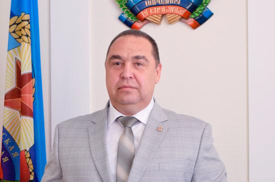 ВЛуганске информируют о происходящем вЛНР военном перевороте