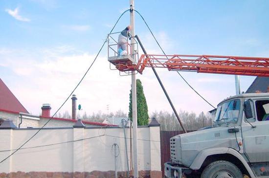 Электроэнергия стала доступнее для дачников и садоводов