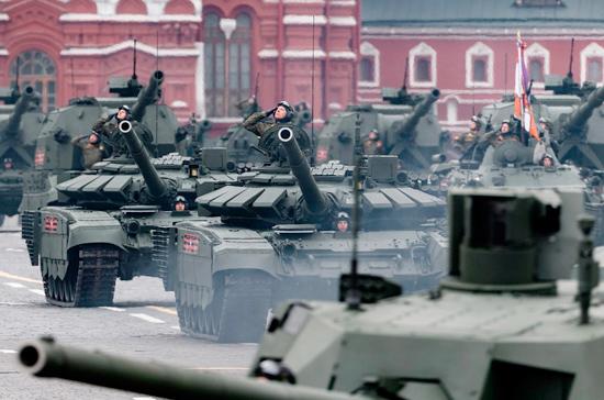 Новая программа вооружений будет стоить 19 триллионов руб. — Бондарев