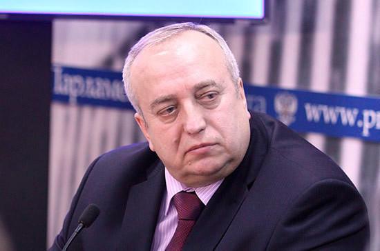 Клинцевич поведал, когда закончится операция ВКСРФ вСирии