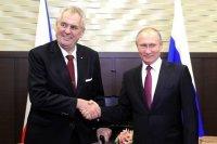 Земан призвал страны Запада отказаться от антироссийских санкций