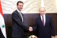 Благодаря России Сирия спасена как государство, заявил Асад