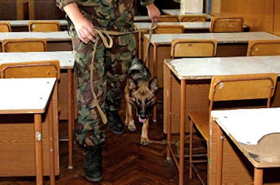ВЕкатеринбурге полицейские отыскали лжеминера школы №185