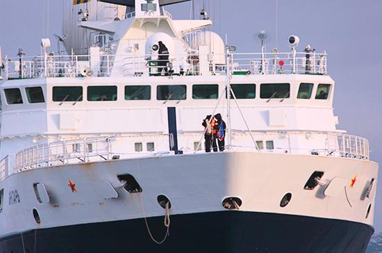 Российское судно «Янтарь» отправлено на поиски аргентинской подлодки «Сан-Хуан»