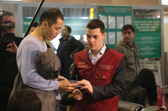 Государственная дума позволила привлекать вРФ трудовых мигрантов изУзбекистана ворганизованном порядке