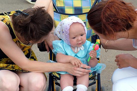 ВЦИОМ: число готовых к детям россиян увеличилось с 25 до 40%