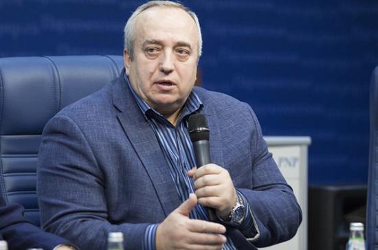Клинцевич: Россия готова к созданию военной базы на Красном море