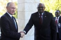 Президент Судана обсудил с Путиным и Шойгу создание военной базы