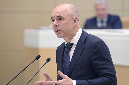 Силуанов: в 2018 году реальная зарплата россиян вырастет более чем на 4%